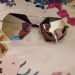 Cute Octagon  sunglasses